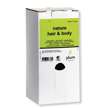 Plum Nature hair and body 1,4 liter